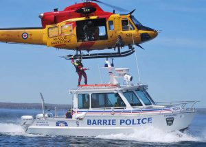 Stanley Welded Aluminum Patrol Boat Builders