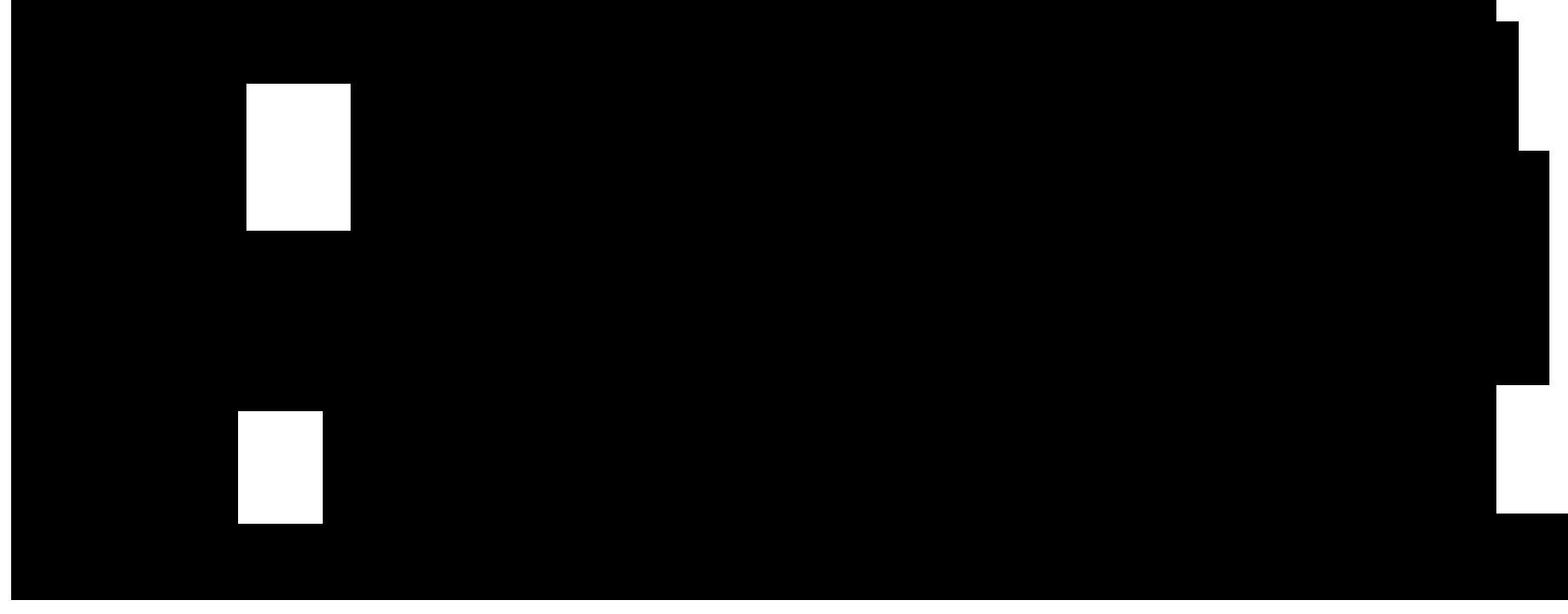 Line Drawing of the Tiller — 17'
